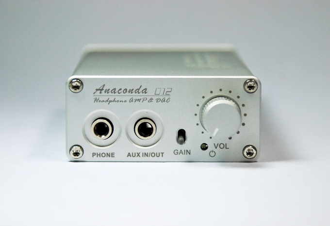 Mini Audio D12